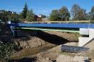 Budowa mostu na Błażowę Górną - 1 października 2015 r.