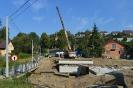 Budowa mostu na Błażowę Górną - 21 sierpnia 2015 r.