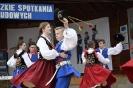 Występ Zespołu Tańca Ludowego Błażowiacy